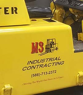 M3 Industrial Contracting - News