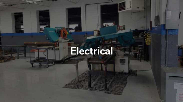 Industrial electrical companies in MI