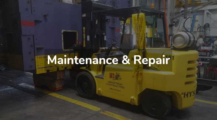 Industrial maintenance and repair companies in Michigan