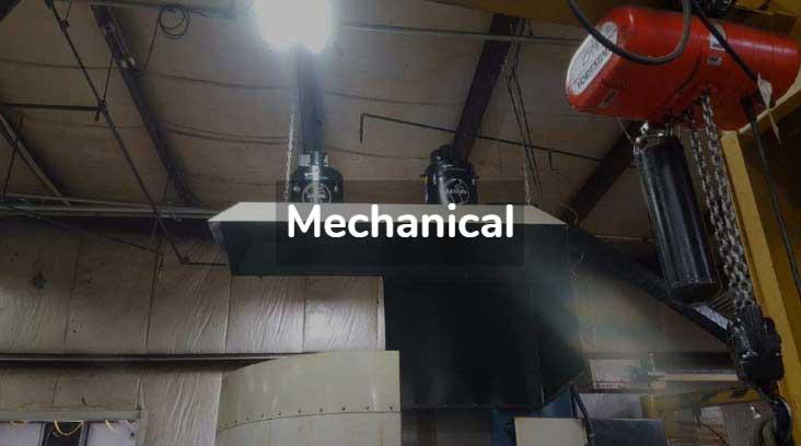 mechanical companies MI